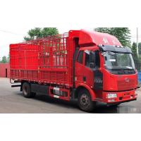 一汽解放J6质惠版6.8米高栏货车