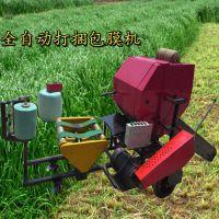 高转速包膜机/打捆机饲草秸秆压缩成型