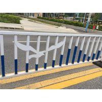 锌钢道路护栏 草坪隔离护栏 京式锌钢护栏 新力厂家直销