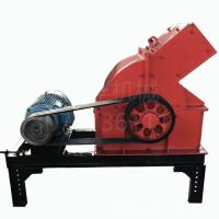 锤式制沙机 锤式鄂式建筑垃圾破碎站制砂机 小型移动式打石机