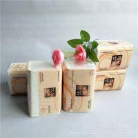 六连包抽纸抽取式面巾纸 两层餐巾纸 家用卫生纸 临沂9.9元店货源