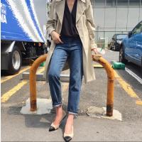 亏本清牛仔裤广东便宜低价小脚裤工厂供应价格便宜牛仔裤批发