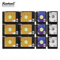 快霸(Kuarbaa)油烟净化器48000风量UV光解活性炭一体机除味设备餐饮厨房