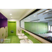 杭州高端英语培训机构装修设计案例-国富装饰