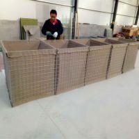 工厂供应hesco防爆墙 防洪壁垒 移动性强且易安装