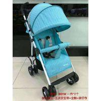 新款儿童伞把车可躺可坐婴儿推车轻便折叠宝宝四轮婴儿车童车批发