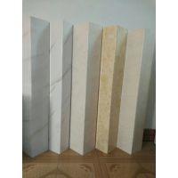 河南管封板厂家直销 PVC管道护角板 下水道包管塑料板