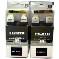 【厂家供应】hdmi高清线 2米 hdmi线 14+1 扁线 SONY 支持3D