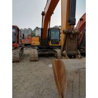 三一215-9二手挖掘机精品干活车个人挖掘机