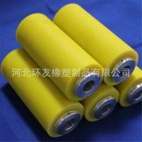 供应纯进口橡胶胶辊耐磨耐酸碱不脱胶 白色滚筒包胶 海巴龙胶辊