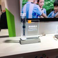 深圳有机玻璃陈列架 订制智能儿童手表展示架 儿童防水手表展示道具 发光LED陈列架 工厂直销