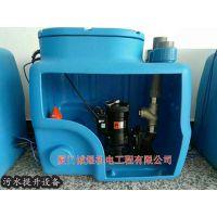 福建污水提升器,进口优质PE材料体型小用处大-厦门诚煜厂家直销-污水提升设备