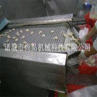 香辣鸡翅挂浆油炸机 食品厂专用上浆油炸流水线价格实惠