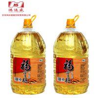 福掌柜大豆油10L美味可口大豆自家用烹饪炒菜健康香浓食用油