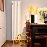 QFGZ216暖气片50x25钢制二柱暖气片安装方法与规范-中春暖通