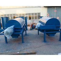 滚筒筛厂家专业图纸设计分离分级脱水滚筒筛型号