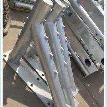 钢绞线道路防护栏@山区钢绞线护栏@钢绞线防撞栏