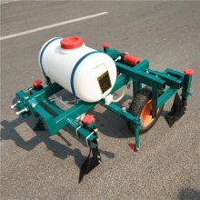 农用玉米地膜机 旋耕起垄施肥覆膜机 农业机械厂家