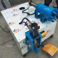 电动大电机拆解机设备 电动废电机拆解机厂家