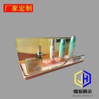 燕窝盒子透明亚克力盒展示促销台广告宣传台免费设计结构深圳工厂定制