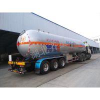 LPG槽车液化气运输车湖北齐星制造出口