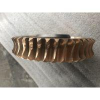耐磨材料砂光机升降蜗轮