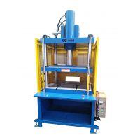 苏州压铸件切边机,四柱液压机厂家,供应BSW液压切边机
