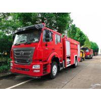 长春市消防车消防系统