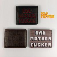 经典电影周边 低俗小说 Pulp Fiction 钱包皮夹 bad mother fuck