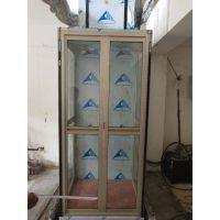 合肥家用电梯 sjjy无机房别墅电梯 3层小型家用升降机 阁楼电梯厂家