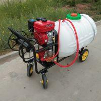宇悦设计合理射程远/供应小型手推式汽油机打药机高压雾化打药机