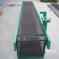 网带输送机不锈钢流水线网链输送机