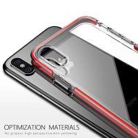 新款iPhonex手机壳苹果x手机壳硅胶套TPU透明apple保护套防摔软10
