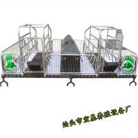 扩建大型猪场安装使用铸铁腿母猪产床的好处