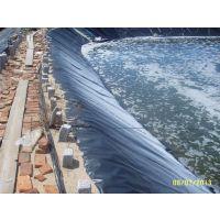 沃特尔牌水产养殖膜鱼池防渗膜0.2-0.5mm,抗曝晒无毒环保,HDPE防渗膜天津地区直销