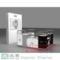深圳高档手表展示柜|工厂安装实物手表展柜|国内品牌钟表展柜设计及制作