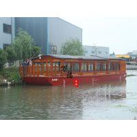 画舫船木船厂家专业定制木船、欧式船、画舫木船