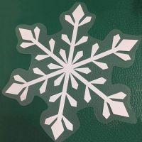 深圳汇美厂家订做个性超透橱窗贴纸UV打印制作 可异形裁切