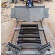新疆热销电液动双侧犁式卸料器 犁煤器B=650 皮带机犁式卸料器