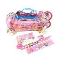 文具套装可爱骨头造型小学生幼儿园学习用品女童礼物笔袋奖品礼品