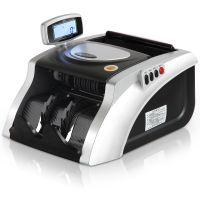 得力3908银行专用智能语音点钞机 液晶屏显示验钞机带有报警功能