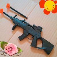 吸盘针枪 弓箭枪 2支吸盘枪 1元2元店玩具总汇
