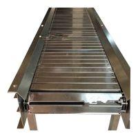链板输送机图片大全耐磨 耐高温链板输送机型号厂家直销