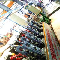 佛山不锈钢金属管制管机 金属壁挂炉排烟管焊管机组