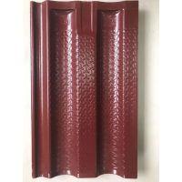 全瓷欧式连锁瓦防冻-不龟裂-不退色-陶瓷瓦系列工程指定用瓦