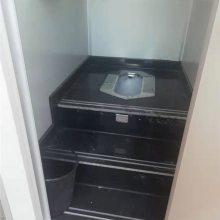 阳泉简易卫生间彩钢厕所山西临时厕所现货供应