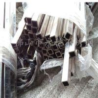 供应厨房置物架不锈钢方管 304/201/316不锈钢方管厂家