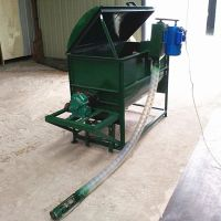 软绞龙式抽粮装车机直销 管道气力吸粮机