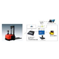 供应深圳AGV,高步达激光叉车改造,HIBODO-AGV,无反射板导航叉车,