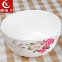2018新款陶瓷碗 家用菜碗 汤碗面碗 创意碗具酒店餐饮用餐具批发